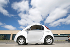 Details of the discussions haven't been revealed, but Google has said it doesn't intend to make self-driving cars and would prefer to license its technology to carmakers. Photo / AP