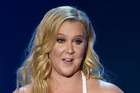 Actress and comedian Amy Schumer. Photo / AP