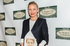 Which well-qualified professional in matters of health and ageing penned this tome? Cameron Diaz. Photo / AP
