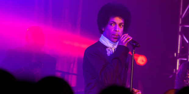 """""""Doctors told Prince his blood count was unusually low and that his body temperature had dropped dangerously below the normal 98.6 degrees to 94 degrees."""" Photo / AP"""