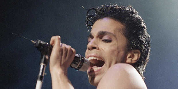 Loading Musical artist Prince. Photo / AP
