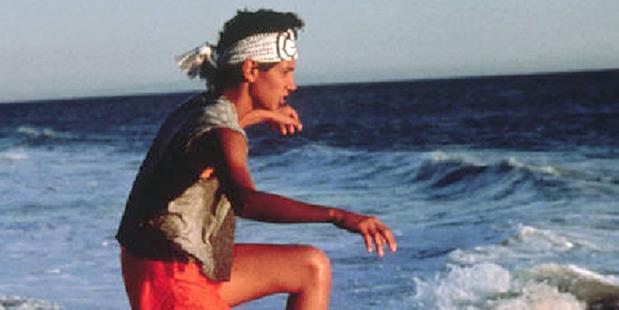 Ralph Macchio as the Karate Kid in the 1984 hit movie, Karate Kid. Photo / Supplied