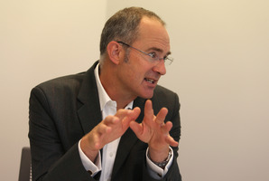 Labour Party MP Phil Twyford talks about the housing and rental crisis affecting Tauranga. Photo/file