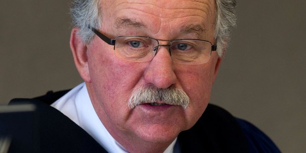 Coroner Dr Wallace Bain. PHOTO/FILE