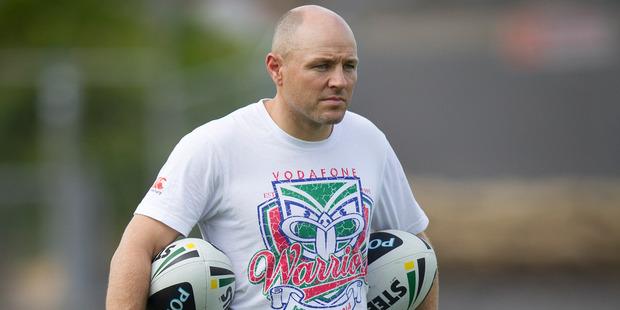Coach Andrew McFadden. Photo / Andrew McFadden