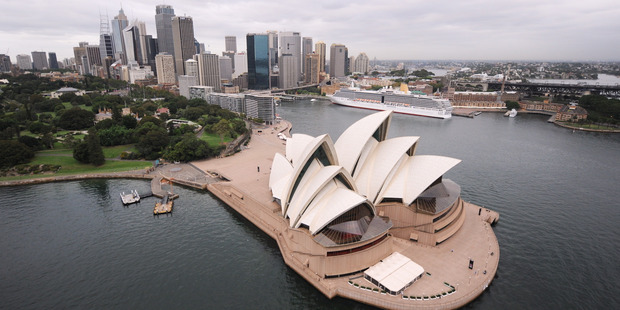 Australia's unemployment rate fell to 5.7 per cent last month, the lowest since September 2013. Photo / AP