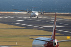 Wellington Airport's owners want to expand the runway and build new hotels and parking. Photo Mark Mitchell