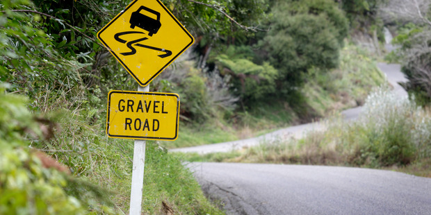 The speed limit on the Whanganui River Road has been reduced to 80km/h.