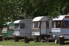 Anthony and Irene Kidd were found by the Employment Relations Authority to be working in a volunteer capacity at the caravan park where they were living. Photo / File