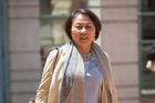 May Wang has been found guilty of fraud charges in Hong Kong. Photo / Nick Reed