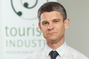 Chief Executive of the Tourism Industry Association New Zealand, Chris Roberts.