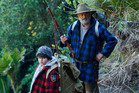 The Hunt for the Wilderpeople directed by Taika Waititi.