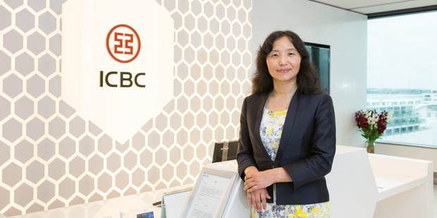 Karen Hou, chief executive of ICBC New Zealand.