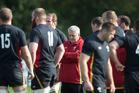 Wales coach Warren Gatland. Photo / Brett Phibbs.