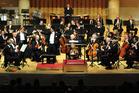 New Zealand Symphony Orchestra. Photo / NZPA