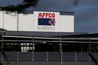 Affco NZ has faced scrutiny over an accident in which a meat hook penetrated a staff member's head. Photo / David Kerr