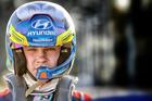 New Zealand rally driver Hayden Paddon. Photo / Vettas Media