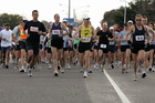 Almost 5000 competitors have registered for the Air New Zealand Hawke's Bay International Marathon.