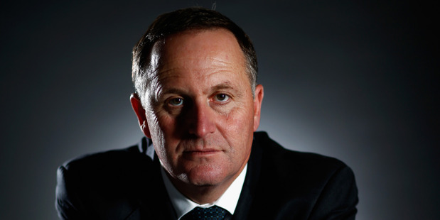 New Zealand Prime Minister John Key. Photo / Getty Images