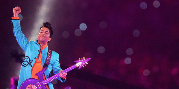 A police report containing details of the response to Prince's death including how emergency services battled to save him has been released. Photo / Getty Images
