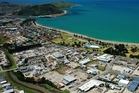 Gisborne took the top spot for GDP figures with 5 per cent annual average growth.