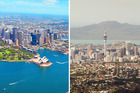Auckland's runaway house prices have made an average home in the city more expensive than Sydney. Photos / iStock, Greg Bowker