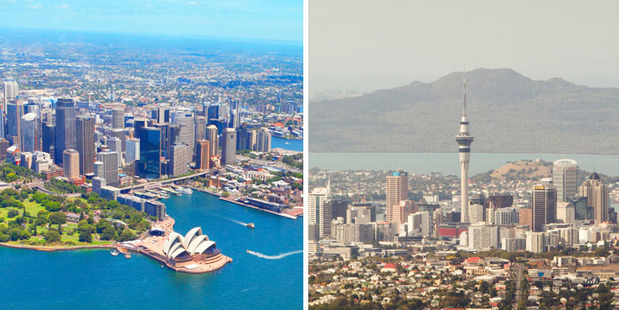Loading Auckland's runaway house prices have made an average home in the city more expensive than Sydney. Photos / iStock, Greg Bowker