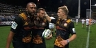 Watch: Rugby Highlights: Chiefs 24 Sharks 22