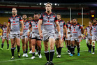 One of the toughest players to wear the Warriors' jersey has slammed players caught up in the faltering club's latest off-field howler. Photo / Getty Images.