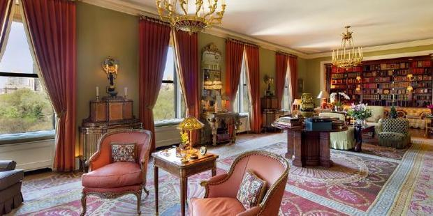 The grand apartment hasn't changed hands since the 1980s. Picture: Brown Harris Stevens
