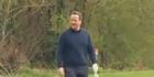 Watch: Obama plays golf with Cameron