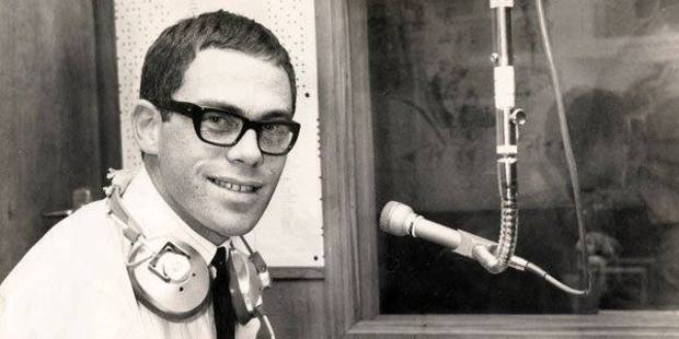 Chris Parkinson was considered to have one of the best voices in New Zealand radio.