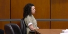 Watch: Watch: Judge sentences woman who cut fetus from womb