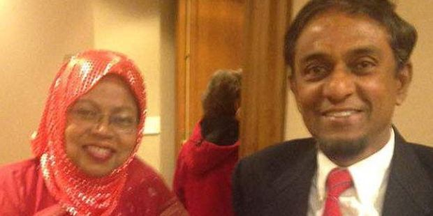 Bangladeshi husband and wife Golam and Shamima Rabbi, 59 and 57, were found dead in their home. Photo: abc7