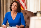 Julia Louis-Dreyfus is in top form in her second career-defining role as Selina Myer. Photo / Supplied