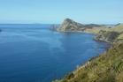 Looking toward Fletcher Bay from Coromandel's most northern point. Photo / Coromandel Adventures