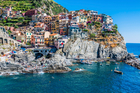 The Cinque Terre is everything you imagine it to be. Photo / iStock
