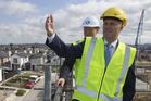 Prime Minister John Key. Photo / Brett Phibbs