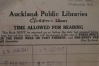 A library book almost 70 years overdue has finally found its way back to a local Auckland library.  The well travelled book, Myths and Legends of Maoriland by A.W Reed, was returned to the Epsom Community Library this afternoon by a library member after she took the book out in 1948.