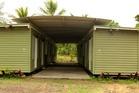 Facilities at the Manus Island Regional Processing Facility. Photo / Getty