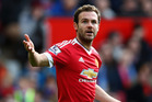 Juan Mata of Manchester United. Photo / Getty