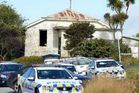 Armed police were called to the scene last month. Photo: ODT
