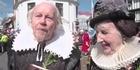 Watch: Fans celebrate Shakespeare's 400th