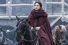 Carice van Houten stars as Melisandre in the TV show Game of Thrones. Photo / Helen Sloan, HBO