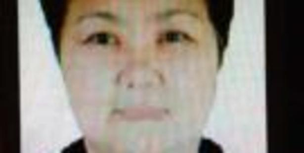 Yaqin Wu was reported missing this morning.