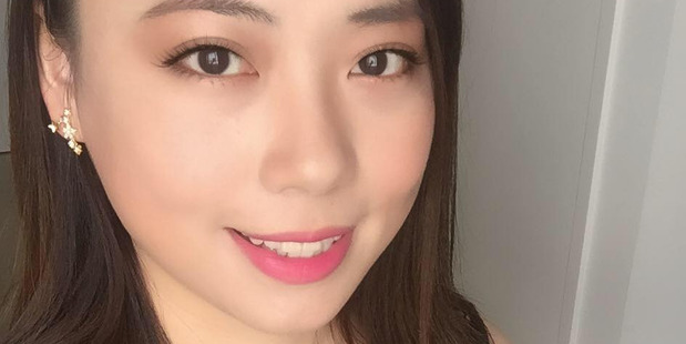 Mengmei 'Michelle' Leng: the Australian student was found dead in a blowhole on the New South Wales Central Coast. Photo / Facebook