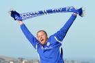 Dunedin teacher John Hayden says he welled up when his team won. Photo / Otago Daily Times