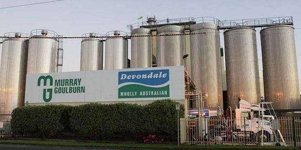 Murray Goulburn is Australia's biggest dairy company. Photo / Leanne Pickett