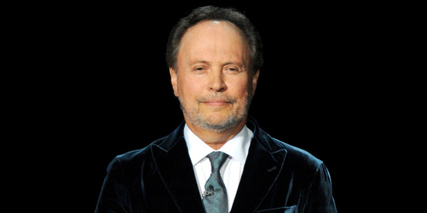 Billy Crystal will now be here on July 21 and 22.