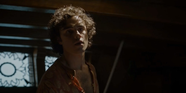 Prince Trystane Martell didn't last long in season six. Photo / HBO